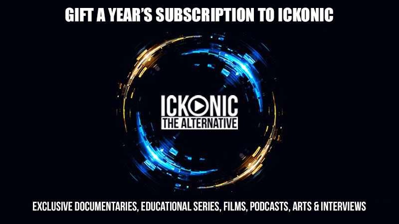 Gift a Year's Subscription to Ickonic